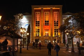 Orange Your City 25.11.20 - Grillotheater Essen